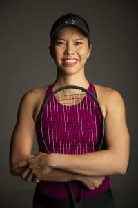 Sarah Pang @tenniswithsarah